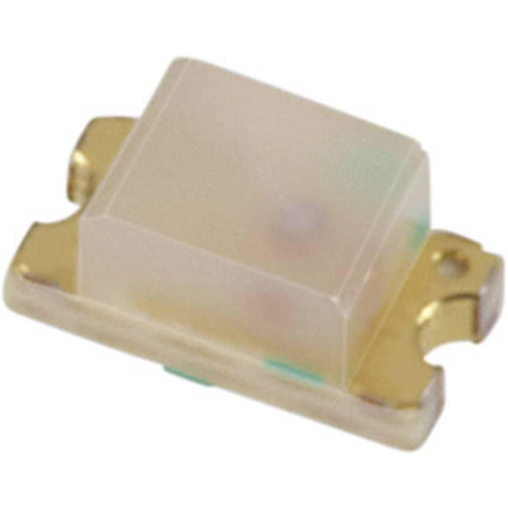 SMD-LED 0805 zelena 20 mcd 160 ° 20 mA 2.2 V OSRAM LG R971