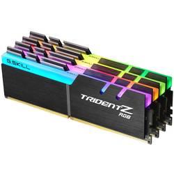 Komplet delovnega pomnilnika za osebni računalnik G.Skill F4-2400C15Q-32GTZR 32 GB 4 x 8 GB DDR4-RAM 2400 MHz CL15-15-15-35