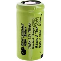 Posebni akumulator 2/3 AA Flat-Top NiMH GP Batteries GP75AAH 1.2 V 750 mAh