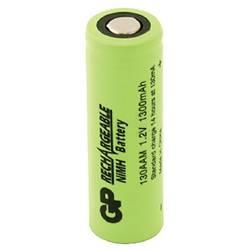 Mignon (AA)-akumulator NiMH GP Batteries GP130AAM 1300 mAh 1.2 V 1 kos