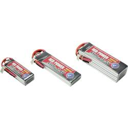 Red Power LiPo akumulatorski paket za modele 14.8 V 4500 mAh Število celic: 4 25 C Mehka torba Odprt konec kabla