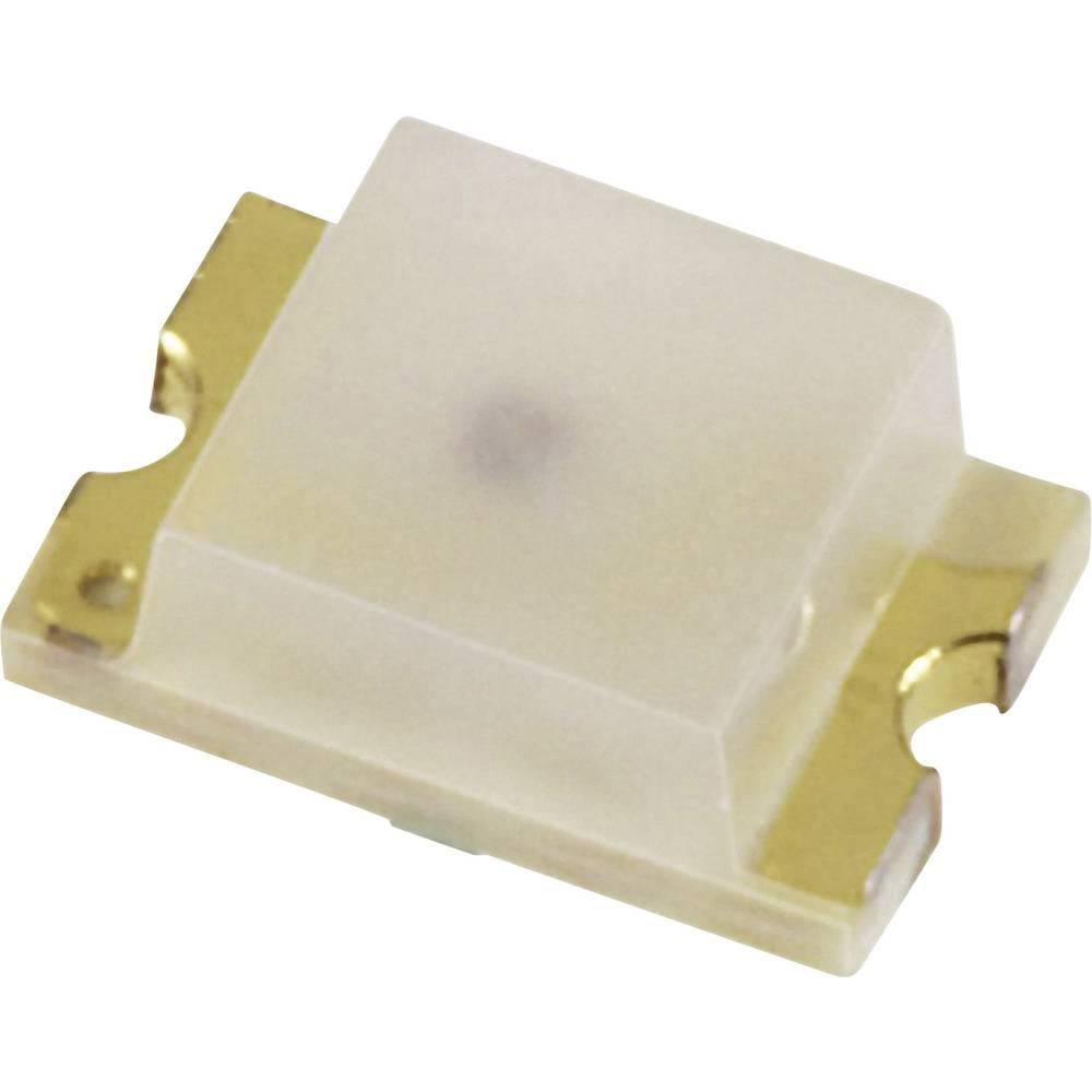 SMD-LED 0805 super crvena 50 mcd 160 ° 20 mA 2 V OSRAM LS R976