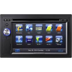 Blaupunkt NewYork 845 (EU) Navigationsenhed, fastmontering Europa Håndfrit Bluetooth®-system, Tilslutning til bagkamera
