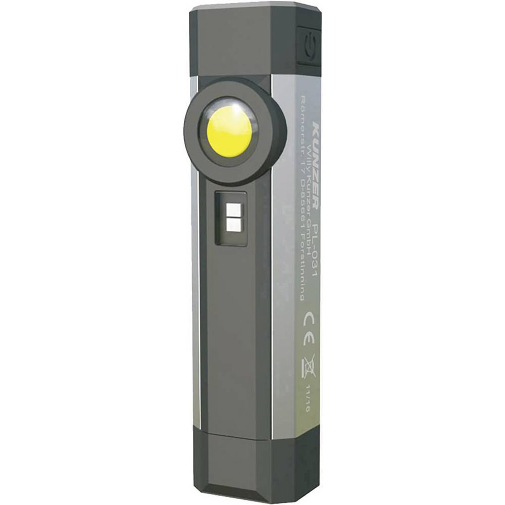COB-LED, SMD-LED Arbejdslys Batteridrevet Kunzer PL-031
