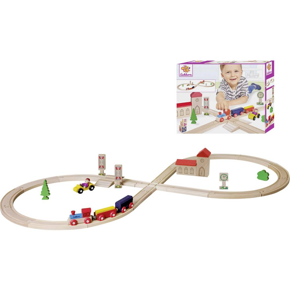 Eichhorn lesena železnica 100001262