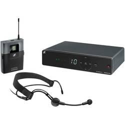 Sennheiser XSW 1-ME3-B naglavni komplet komplet brezžičnega telefona Način prenosa:brezžično