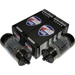 Elektronka - ujemajoči par 6550 S4GB Premium - matched Paar Končna pentoda Število pinov: 8 Podnožje: Oktal Vsebina 2 KOS