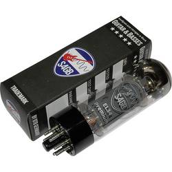 Elektronka EL34 S4GB Premium Končna pentoda Število pinov: 8 Podnožje: Oktal Vsebina 1 KOS