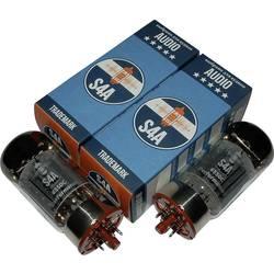Elektronka - ujemajoči par 6550C S4A Performance - matched paar geselecteerd voor audio & studio Končna pentoda Število pinov: 8