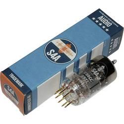 Elektronka E88CC S4A Premium geselecteerd voor audio & studio Dvojna trioda Število pinov: 9 Podnožje: Noval Vsebina 1 KOS