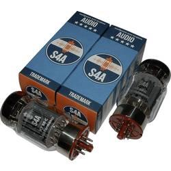 Elektronka - ujemajoči par KT88C S4A Performance - matched paar geselecteerd voor audio & studio Končna pentoda Število pinov: 8