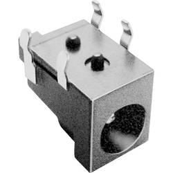 Niskonaponski konektor, utičnica, horizontalna ugradnja 6.5 mm 2.1 mm TRU Components 1 kom.