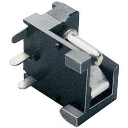 Lavspændingsstik Tilslutning, indbygning vandret 2.1 mm BKL Electronic 1 stk