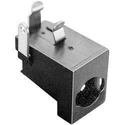 Niskonaponski konektor, utičnica, horizontalna ugradnja 5.85 mm 2.5 mm TRU Components 1 kom.