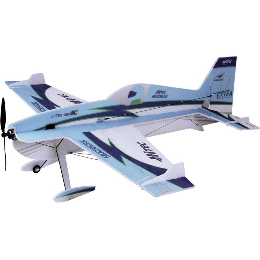 Multiplex Extra 330SC Indoor Edition RC Model motornega letala Komplet za sestavljanje 850 mm
