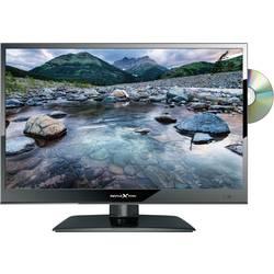 Reflexion LDD1671 LED-TV 39.6 cm 15.6 palec EEK A (A+ - F) DVB-T2, dvb-c, dvb-s, full hd, DVD-player, ci+ črna (svetleča)