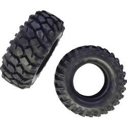 ScaleArt 1:14 tovornjak pnevmatike teren 1 par