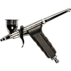 dvojno delovanje pištola za pršilno barvanje Tamiya HG Trigger Super Fine 0,2 mm Premer šobe 0.2 mm