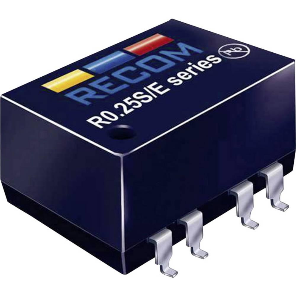 DC/DC pretvornik R0.25S-1205/E SMD-8-modul RCM