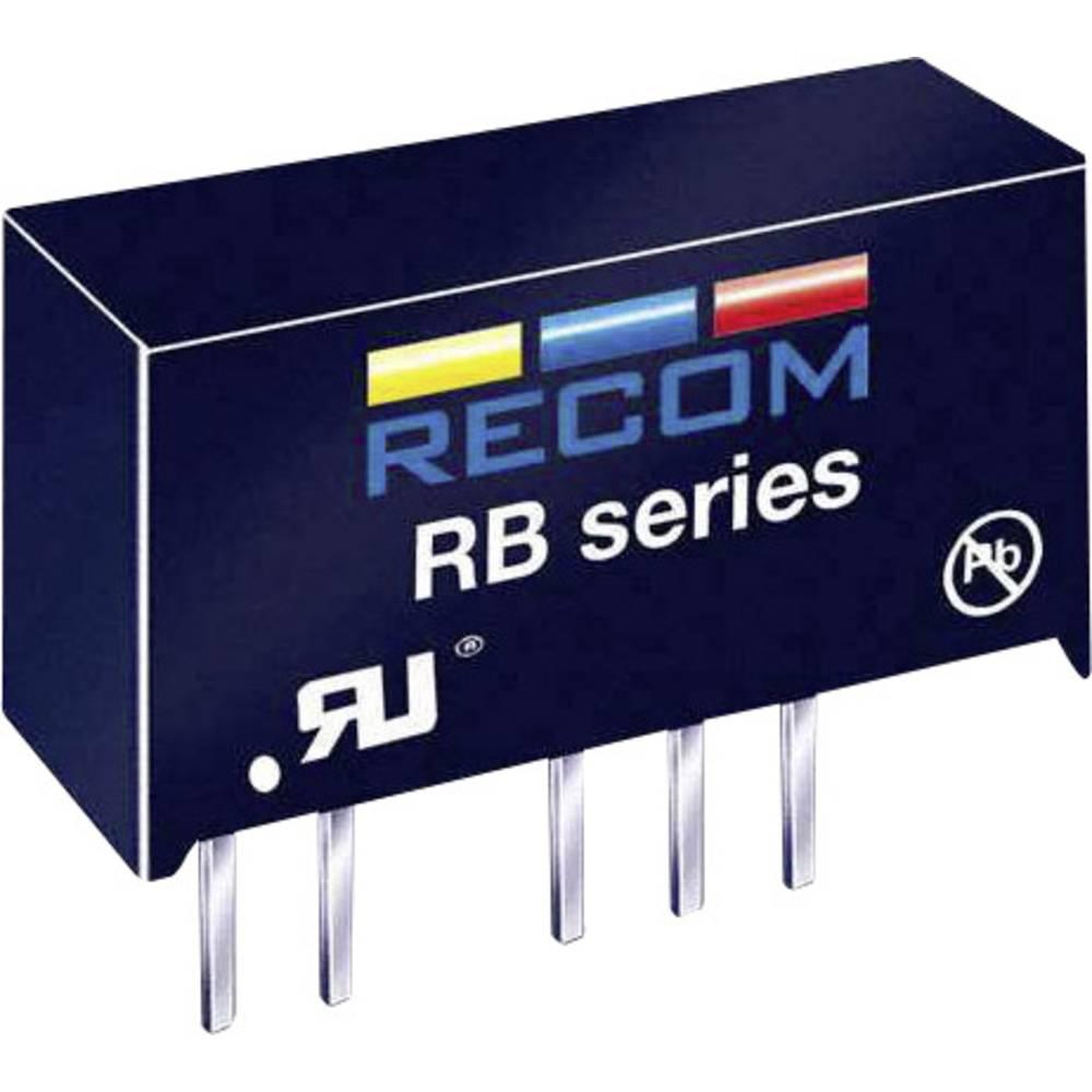DC/DC pretvornik RB-1212D/H SIP-7-modul RCM