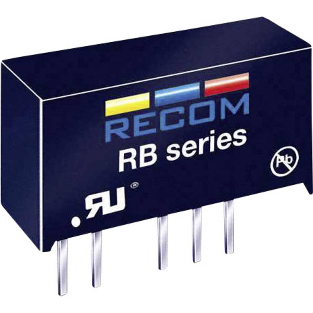 DC/DC pretvornik RB-2412D/P SIP-7-modul RCM