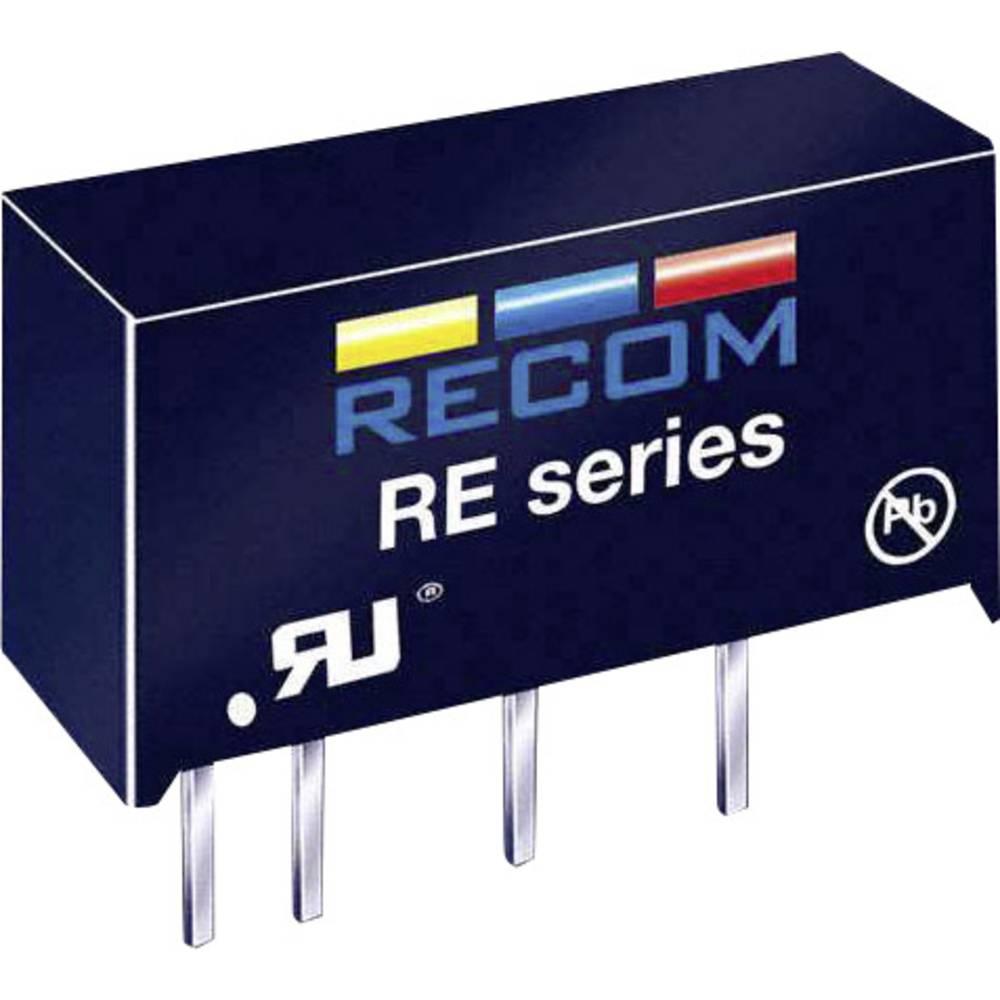 DC/DC pretvornik RE-1212S SIP-7-modul RCM