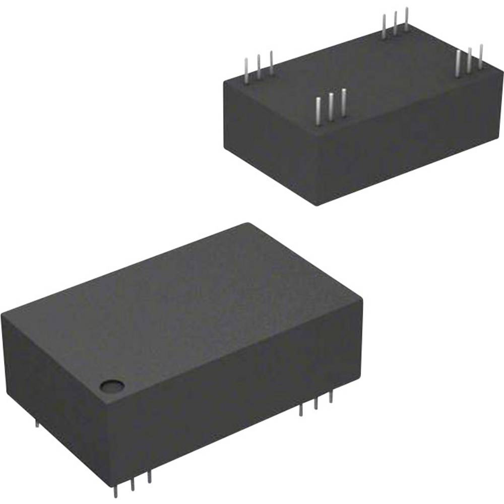 DC/DC pretvornik REC3-0512DR/H1 DIP-24-modul RCM