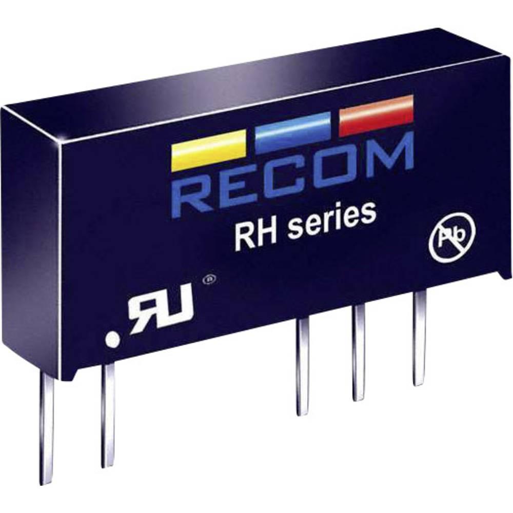 DC/DC pretvornik RH-2412D SIP-7-modul RCM