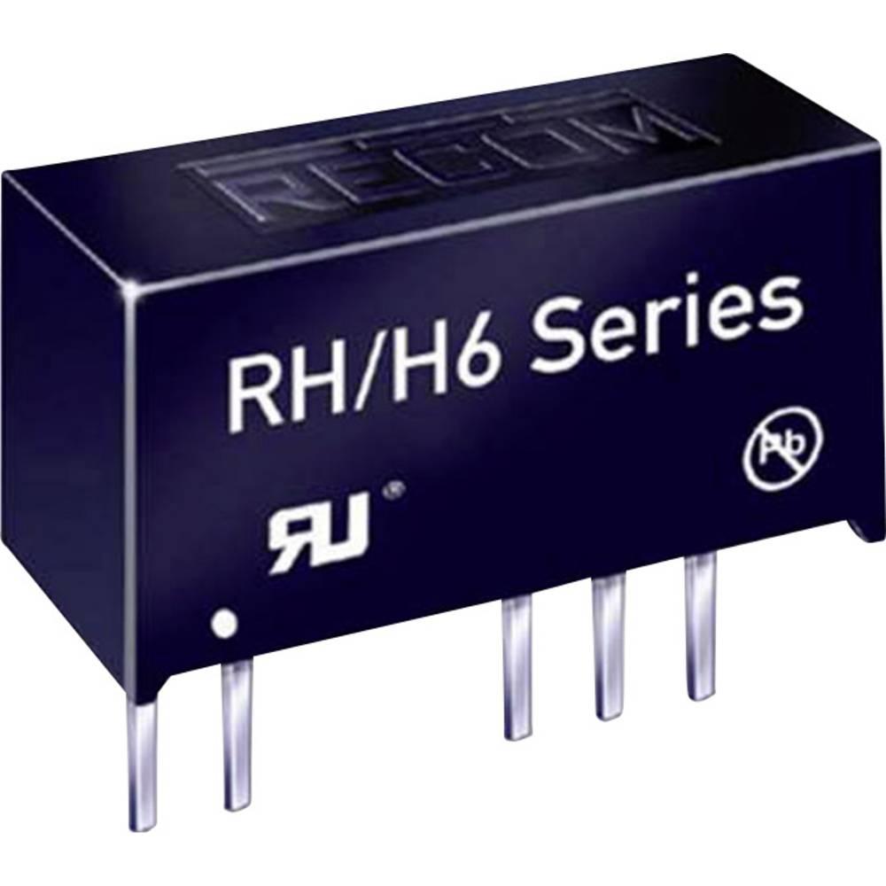 DC/DC pretvornik LE RH-1515D/H6 SIP-7-modul RCM