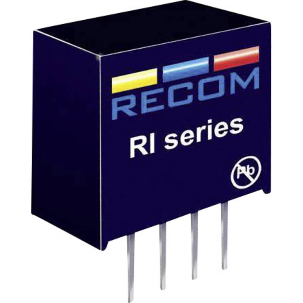 DC/DC pretvornik RI-2405S/P SIP-4-modul RCM