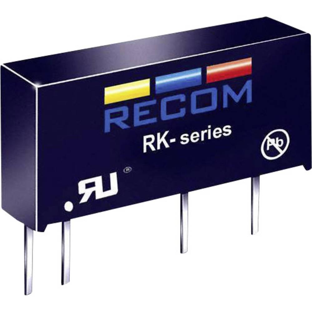 DC/DC pretvornik RK-0515S SIP-7-modul RCM