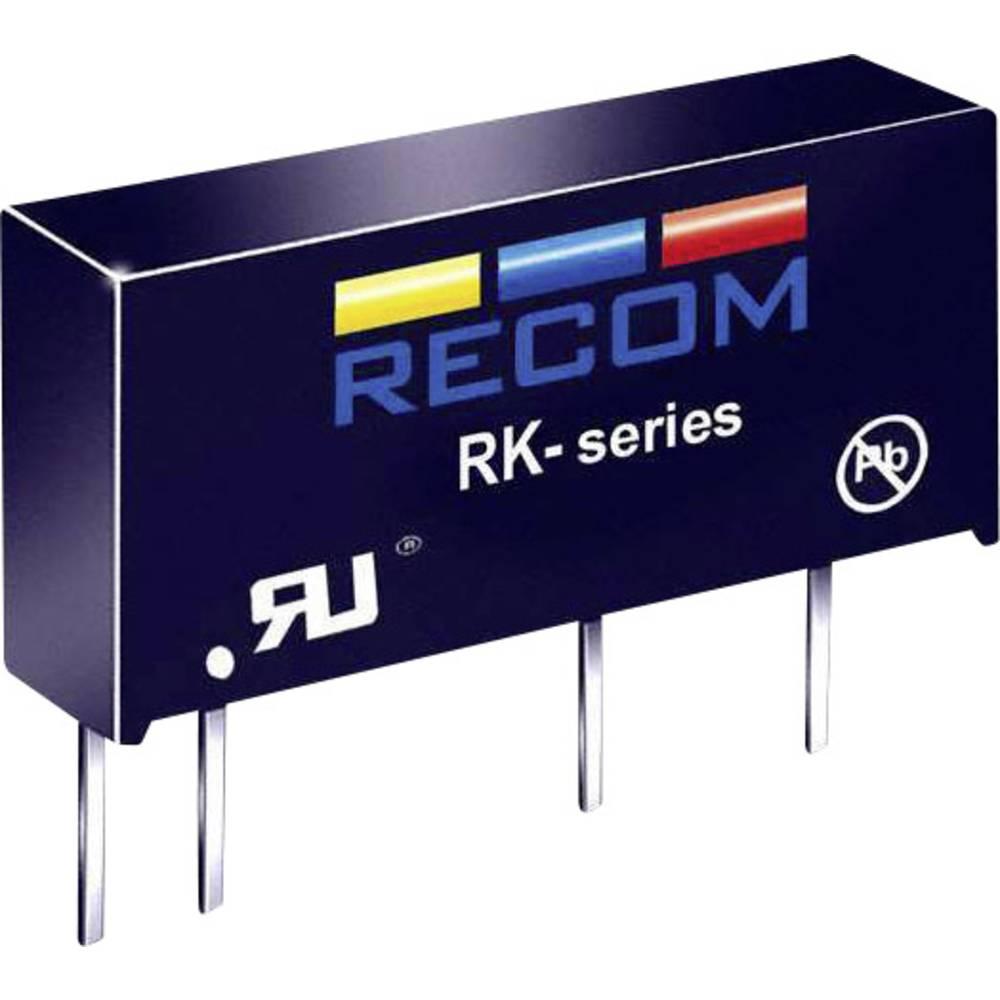 DC/DC pretvornik RK-1505S/H SIP-7-modul RCM