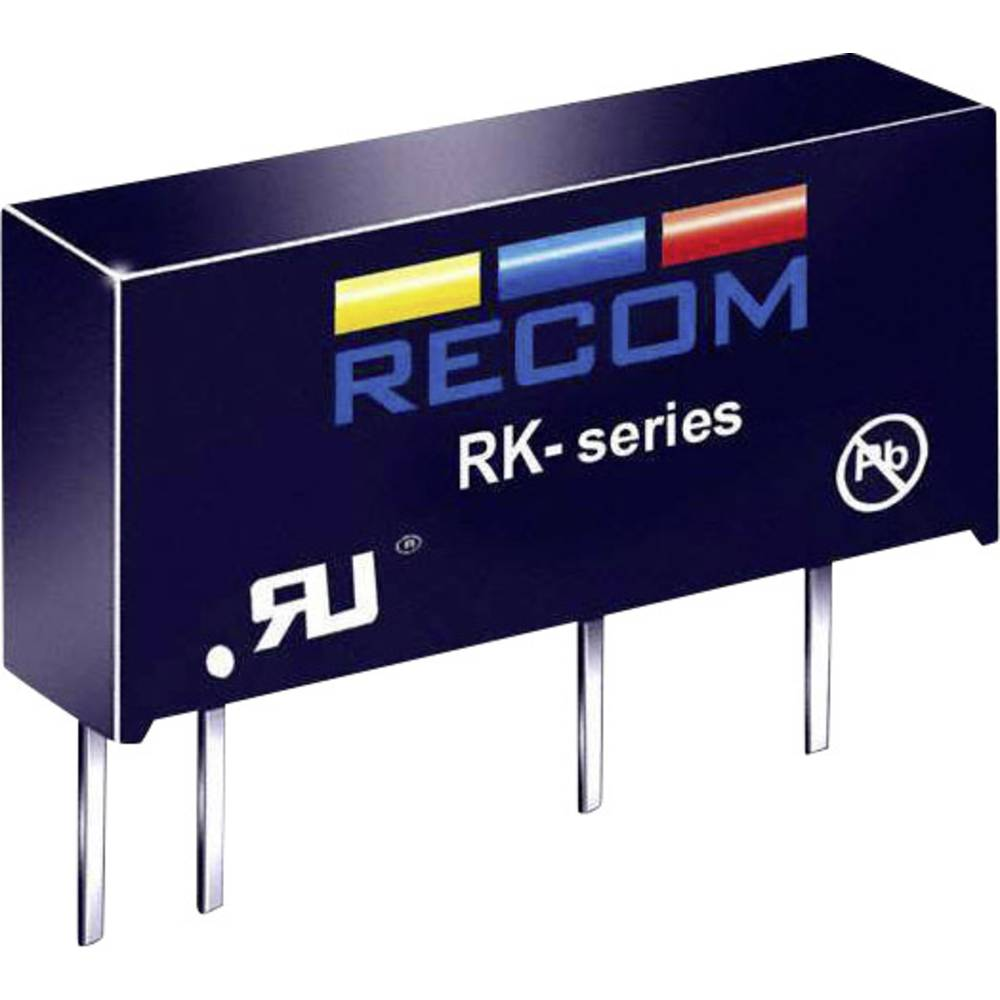 DC/DC pretvornik RK-1512S SIP-7-modul RCM