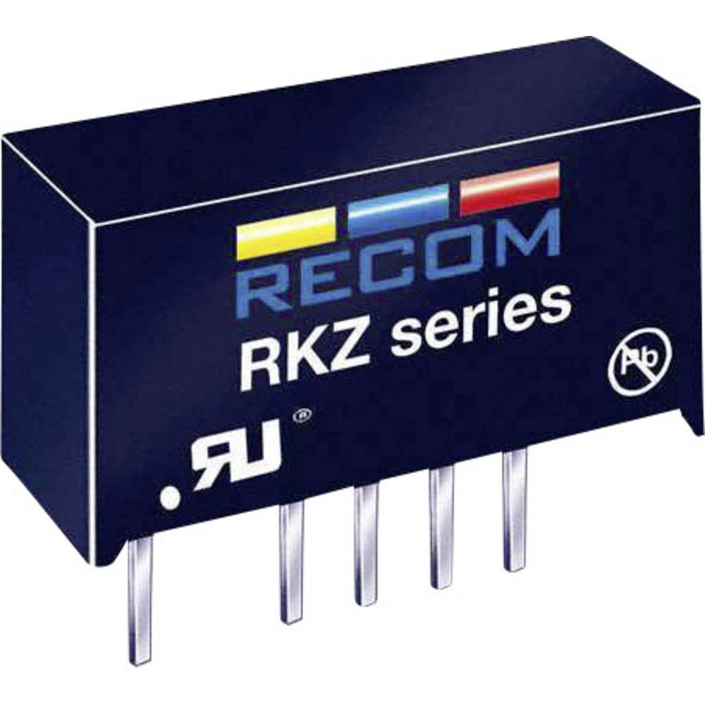 DC/DC pretvornik RKZ-0515D SIP-7-modul RCM