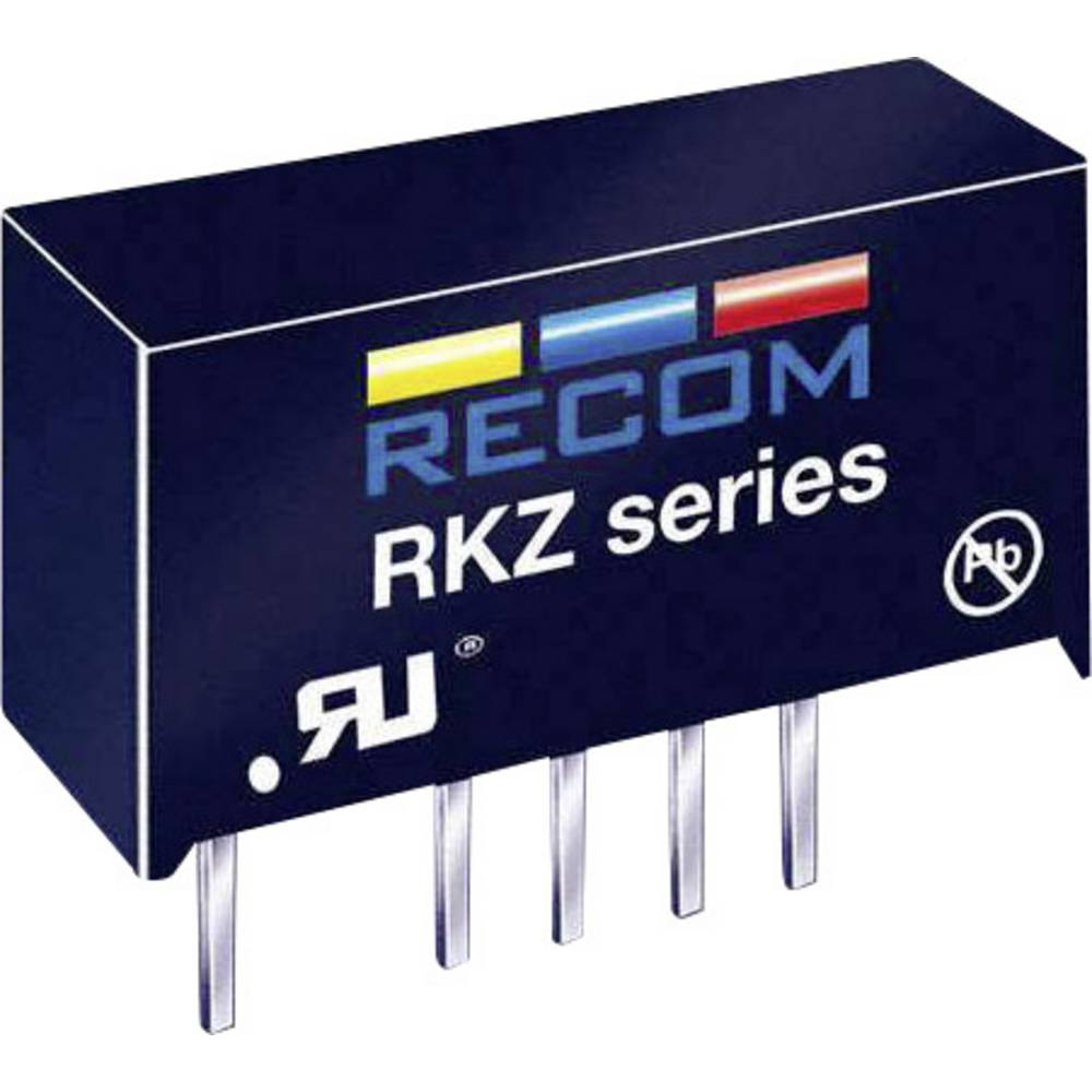 DC/DC pretvornik RKZ-1212D SIP-7-modul RCM