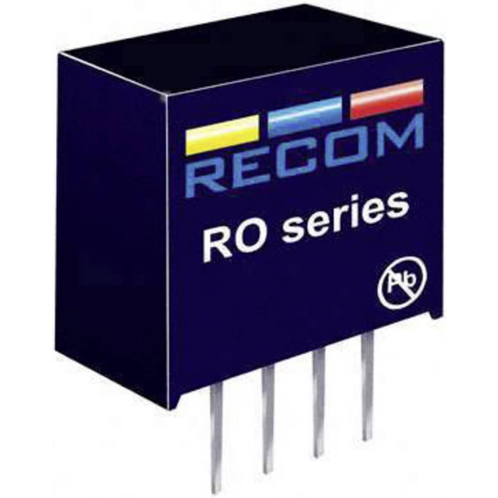 DC/DC pretvornik RO-1515S SIP-4-modul RCM