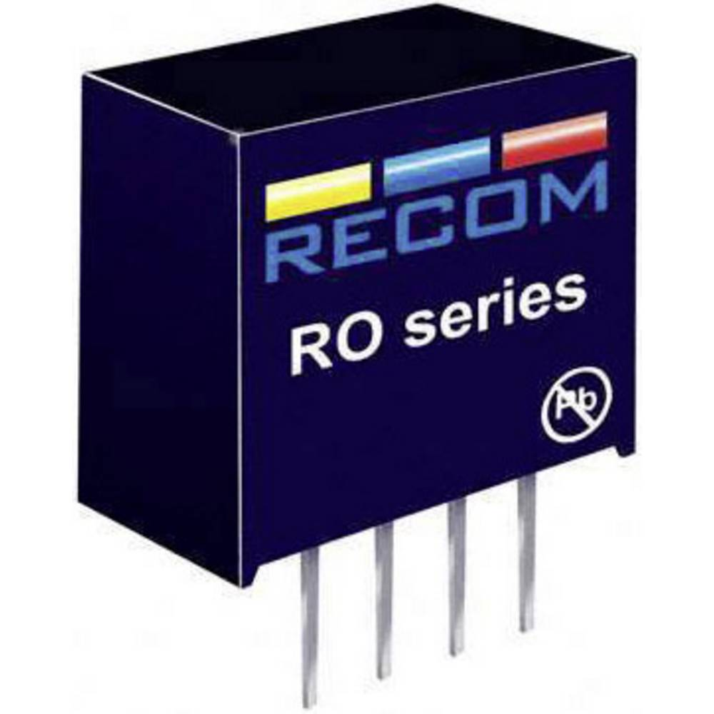 DC/DC pretvornik RO-2412S SIP-4-modul RCM
