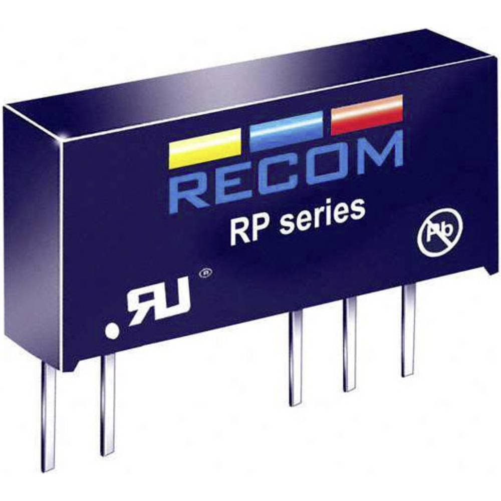 DC/DC pretvornik RP-0509D SIP-7-modul RCM