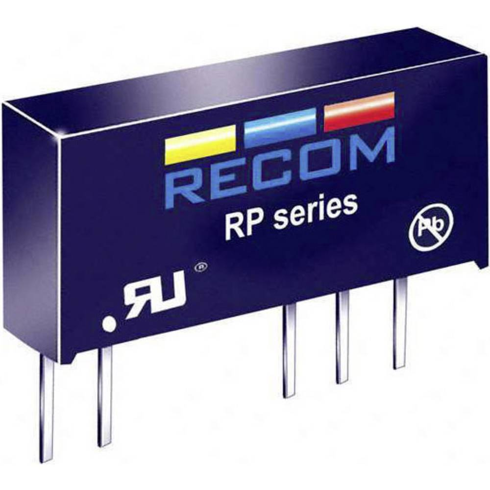 DC/DC pretvornik RP-1205D SIP-7-modul RCM