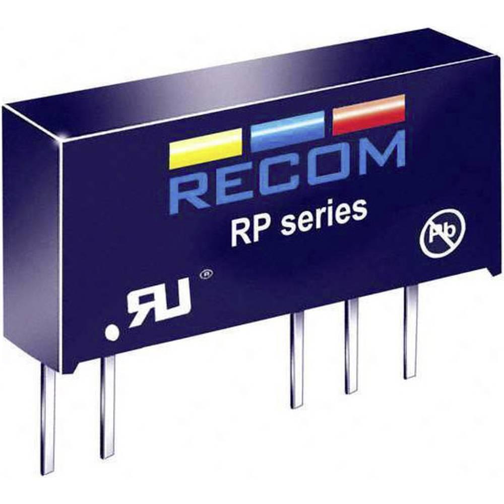 DC/DC pretvornik RP-2412D SIP-7-modul RCM