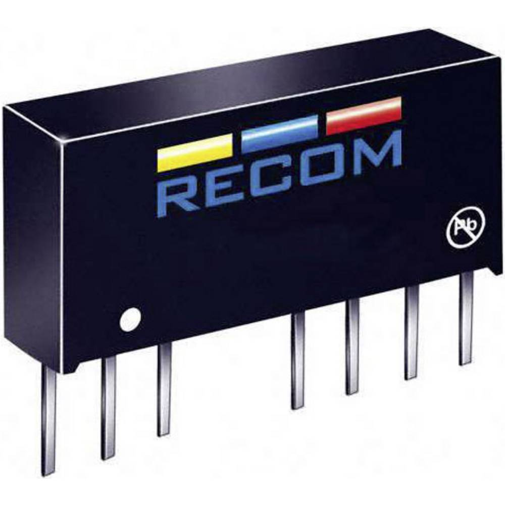 DC/DC pretvornik L RS-2412DZ/H3 SIP-8-modul RCM
