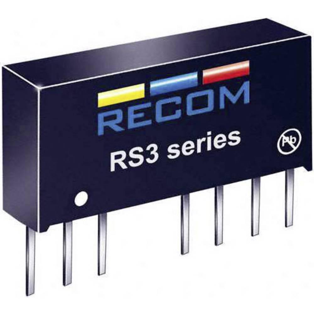 DC/DC pretvornik L RS3-2405D/H3 SIP-8-modul RCM