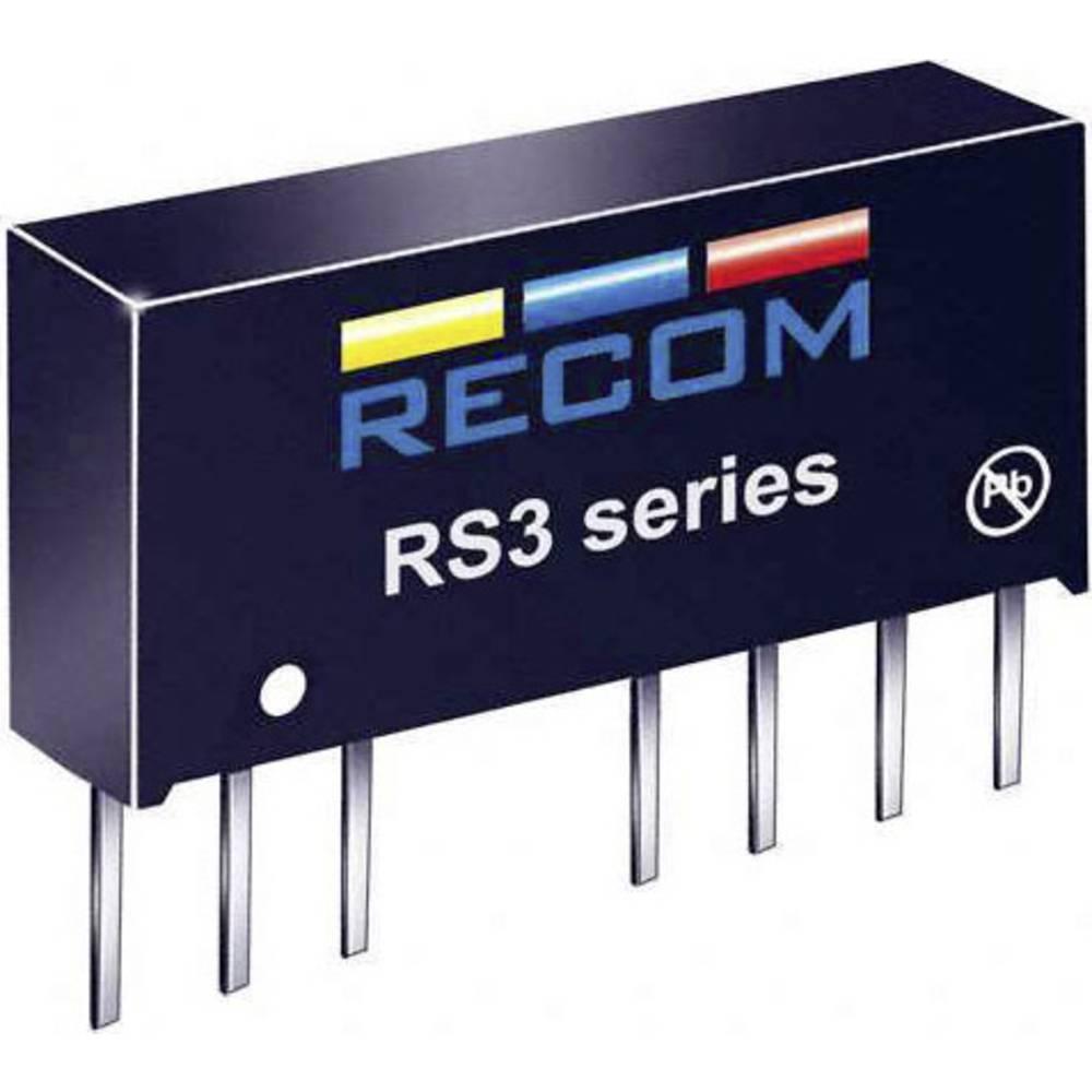 DC/DC pretvornik RS3-2405DZ/H3 SIP-8-modul RCM