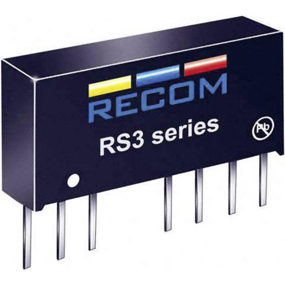 DC/DC pretvornik L RS3-2412S/H3 SIP-8-modul RCM