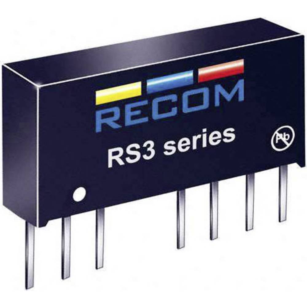 DC/DC pretvornik L RS3-4805S/H2 SIP-8-modul RCM