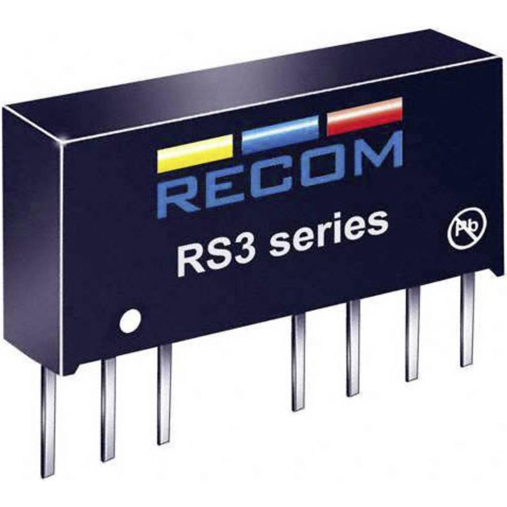 DC/DC pretvornik RS3-4805SZ SIP-8-modul RCM