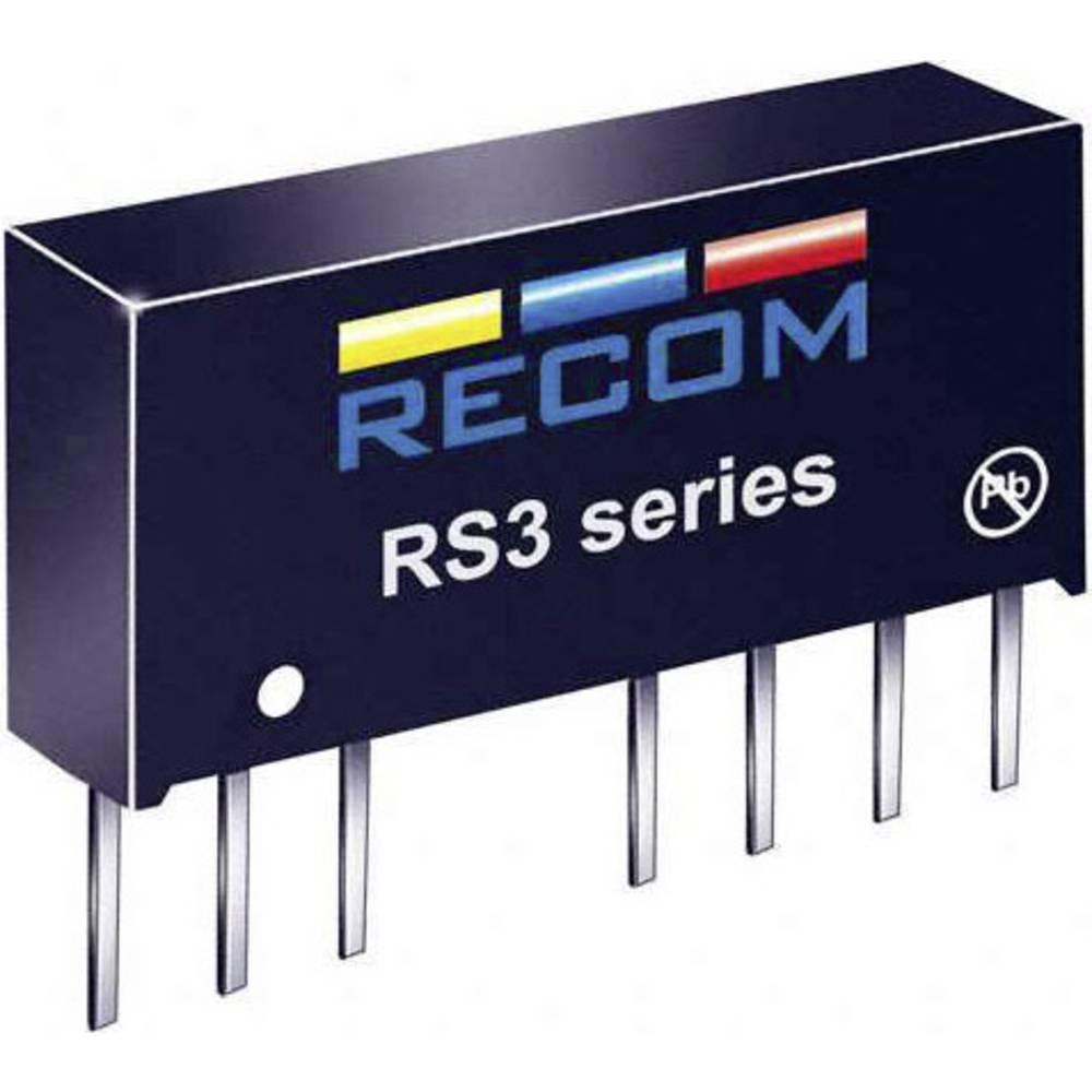 DC/DC pretvornik RS3-4812SZ SIP-8-modul RCM