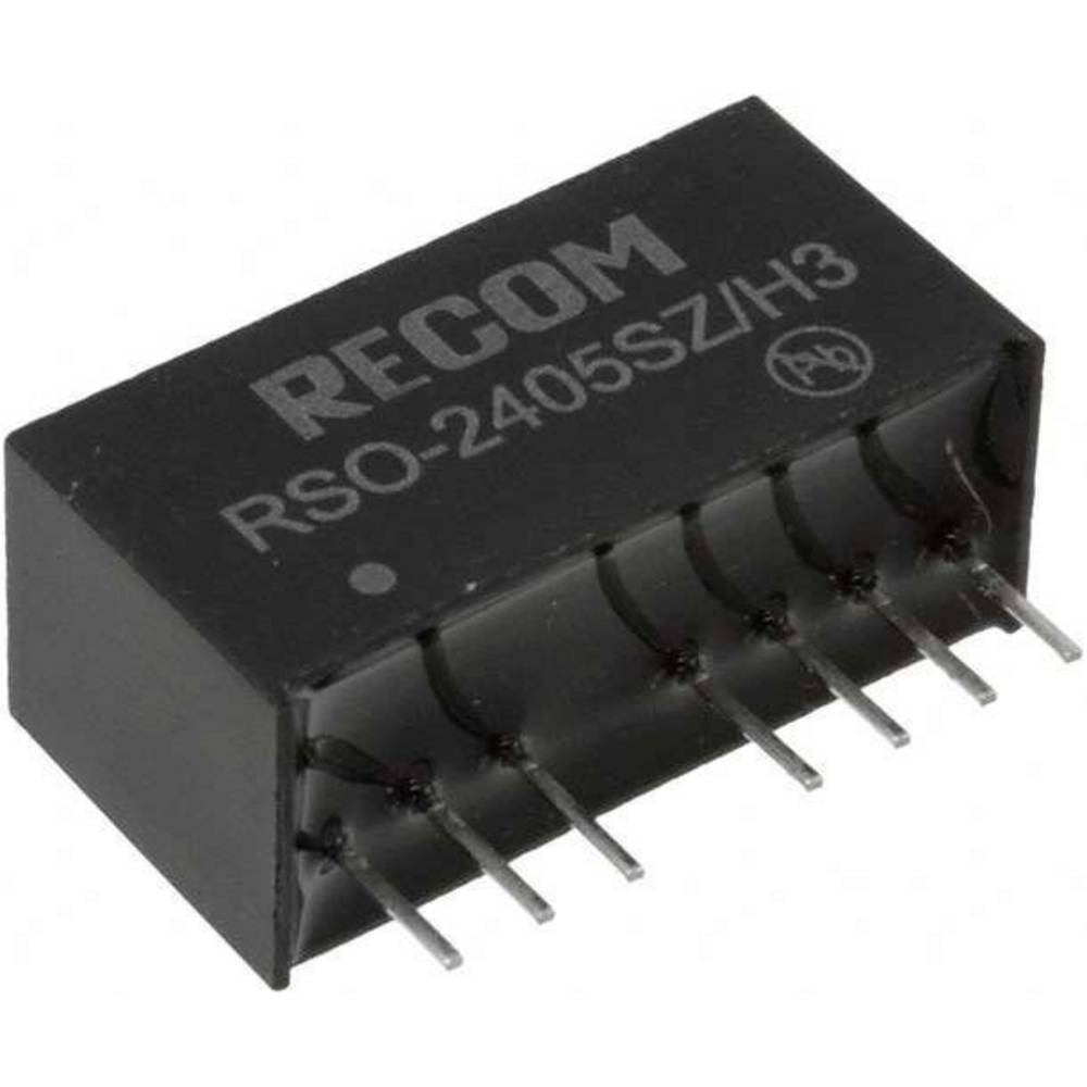 DC/DC pretvornik RSO-2405SZ/H3 SIP-8-modul RCM