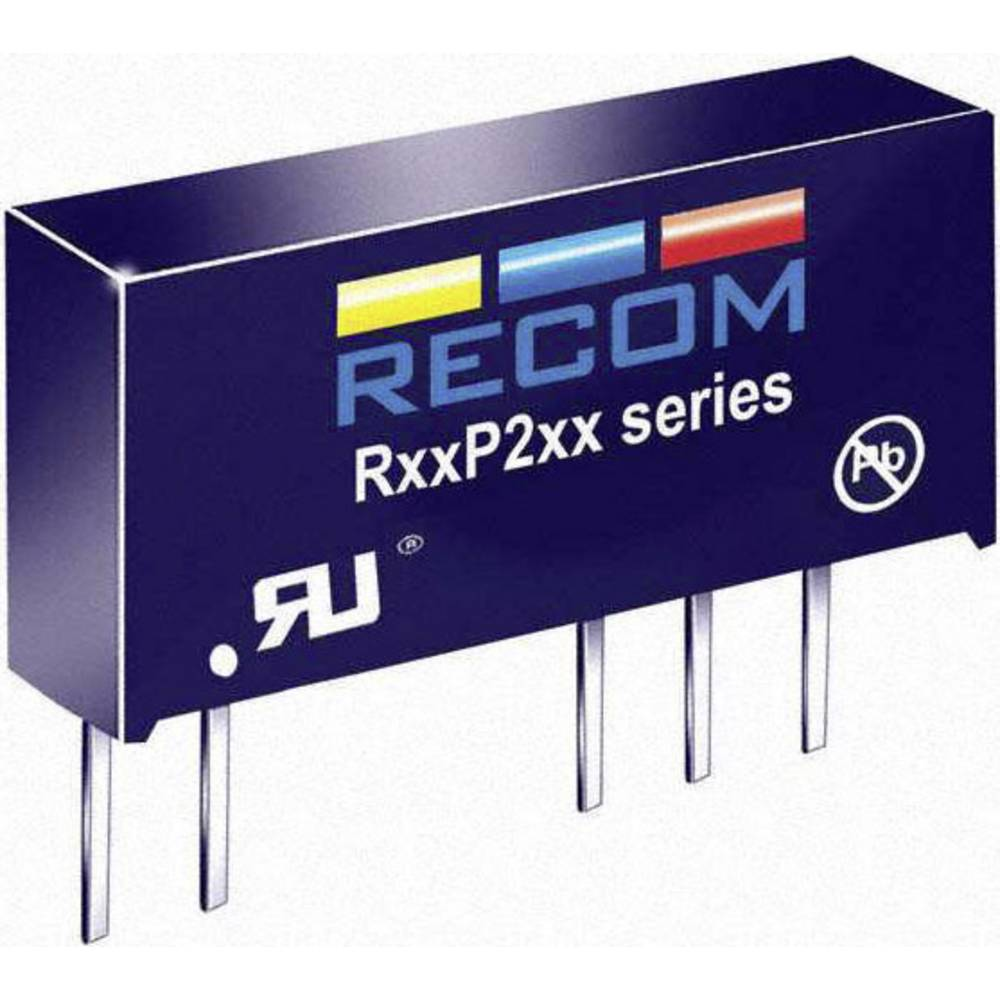 DC/DC pretvornik R05P205D SIP-7-modul RCM
