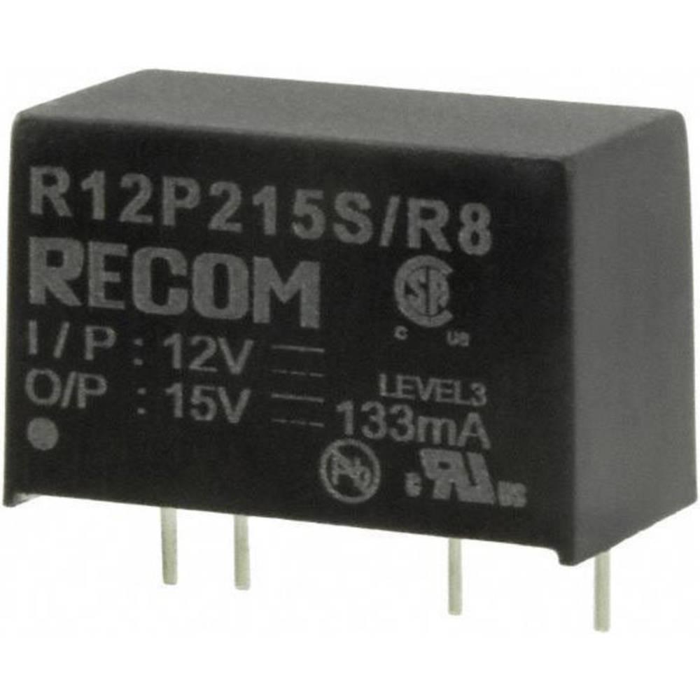 DC/DC pretvornik LE R12P212S/R8 SIP-7-modul RCM